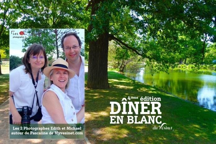 Edith et Michael du studio « Les 2 Photographes », étaient présents, fidèles aux événements organisés par Myvesinet.com
