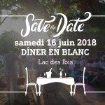 5e Dîner en Blanc du Vésinet le 16 juin 2018