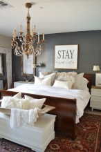 Budget Friendly Farmhouse Style Chandeliers
