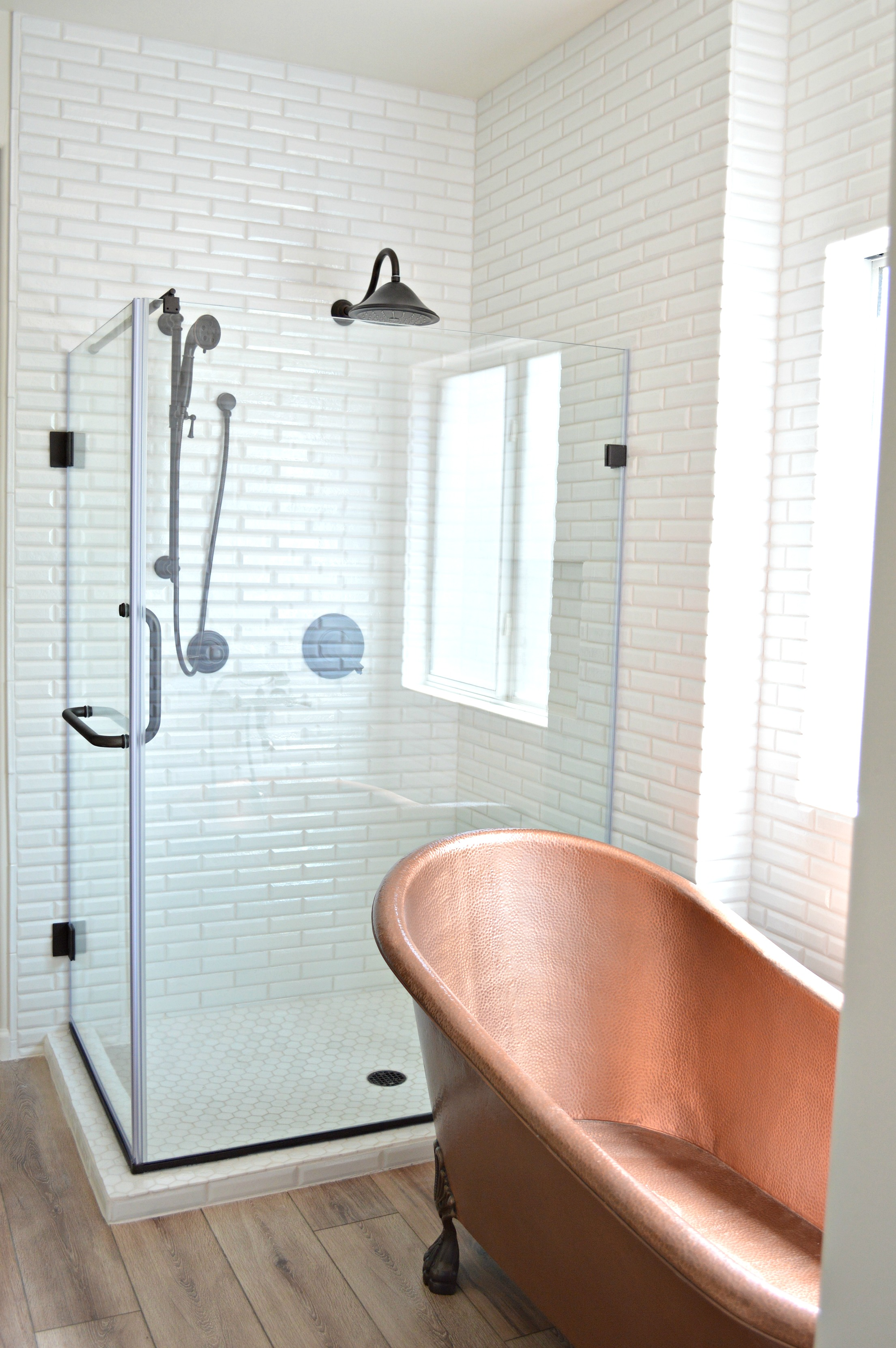 Our Master Bathroom Reveal