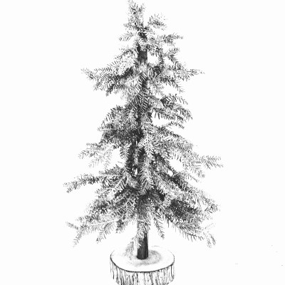 Free Christmas Tree Printables