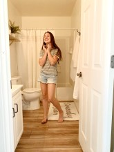 Brylie's Bathroom Makeover