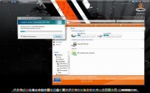 Windows Vista SuricataOS Oxigena Theme