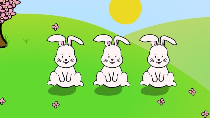 Sleeping Bunnies MVS Nursery Rhymes