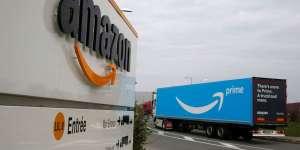 les syndicats d'Amazon continuent de demander l'interruption du travail