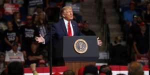 «Donald Trump joue sur le sentiment antichinois d'une partie de l'électorat»