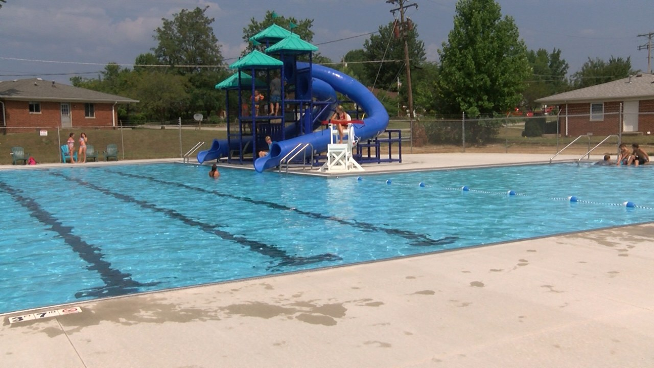 Bloomfield Pool Opens After Six Years
