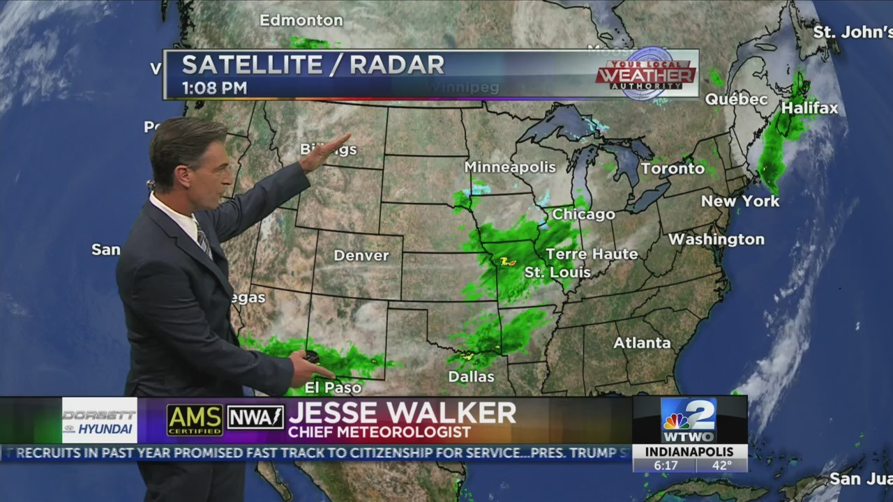 6pm Weather 10-12-18