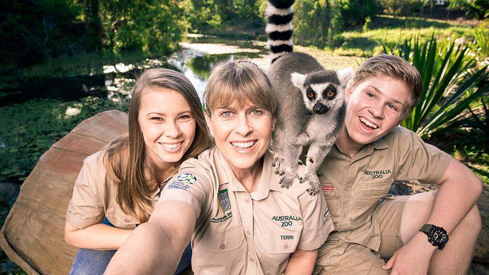 Steve Irwin Family Returns In New Tv Show