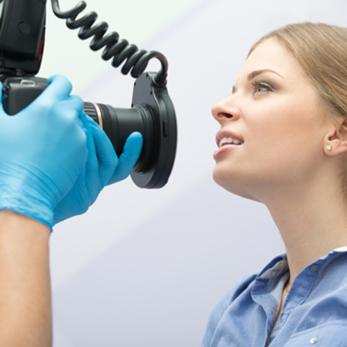 digital photography and intraoral camera
