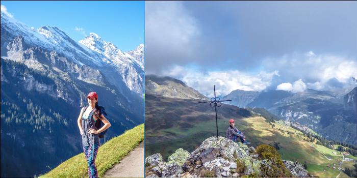 Gimmelwald, Switzerland | Hiking in the Swiss Alps | Murren | mountains | Bryndli