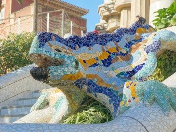 4 days in Barcelona, Spain | Day 2, Antoni Gaudi, Park Guell, Casa Mila