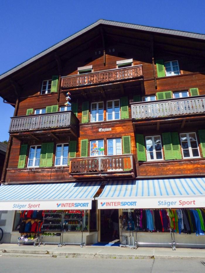 Where to rent equipment, Intersport | Via Ferrata Murren to Gimmelwald, Switzerland: One Insane Alpine Adventure!