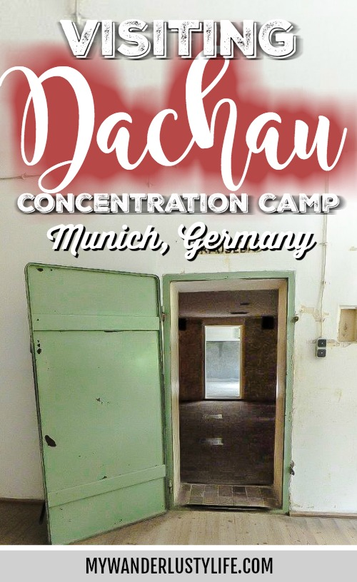 Visiting Dachau Concentration Camp outside Munich, Germany | WWII | World War 2 sites | Nazi Germany | What to see in Munich | Things to do in Munich | German WWII sites to visit | Holocaust memorial |