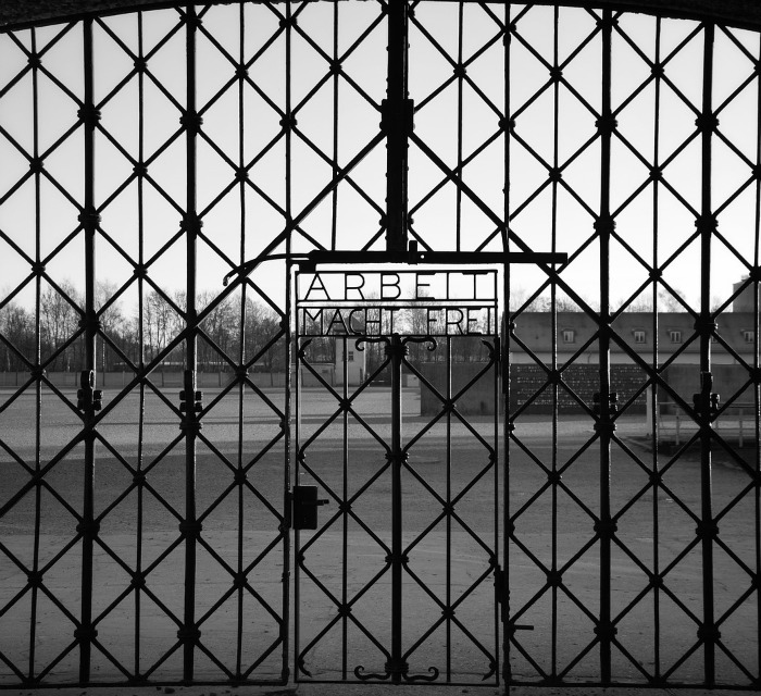 Visiting Dachau Concentration Camp | outside Munich, Germany | World War 2 | WWII | arbeit macht frei | Work will set you free