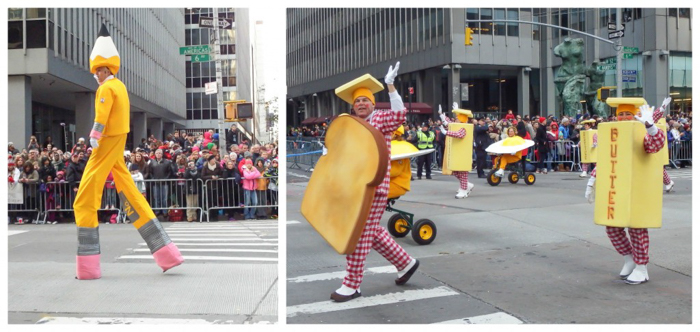 Do This, Not That // Macy's Thanksgiving Day Parade   Weird clowns at the Macy's Thanksgiving Day Parade in New York City