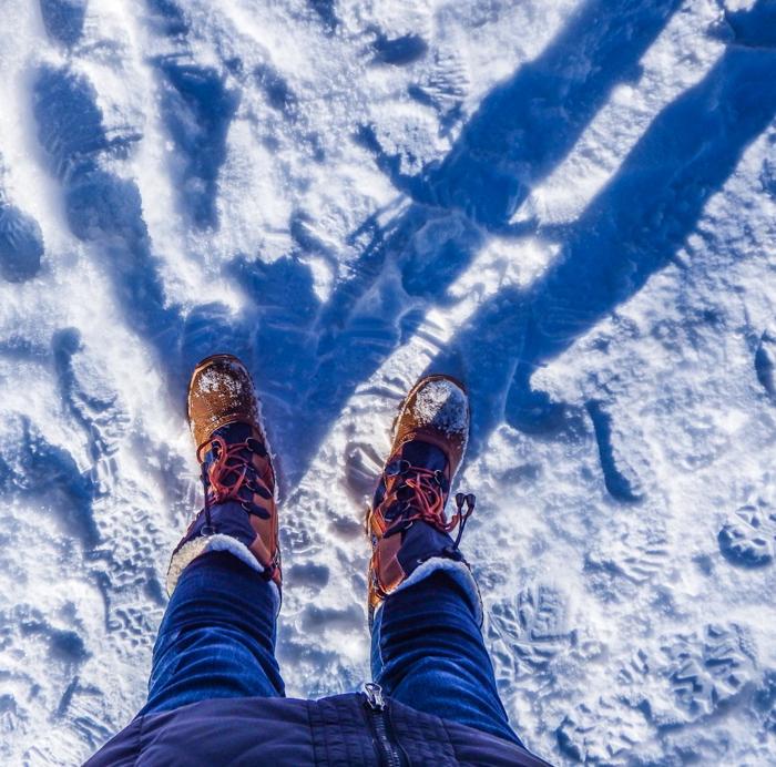 Hôtel de Glace // Straight Chillin' at Québec City's Ice Hotel | Québec City's ice hotel | Super snow boots