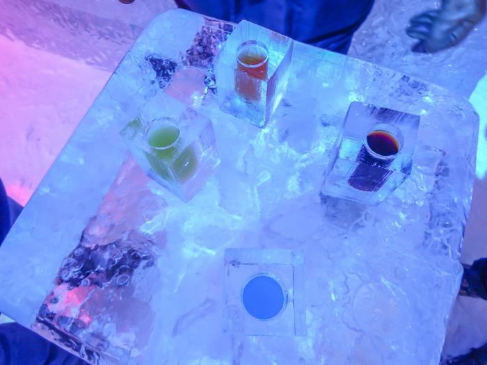 Hôtel de Glace // Straight Chillin' at Québec City's Ice Hotel | Québec City's ice hotel | ice drinks
