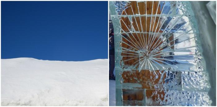 Hôtel de Glace // Straight Chillin' at Québec City's Ice Hotel | Québec City's ice hotel | Ice hotel construction