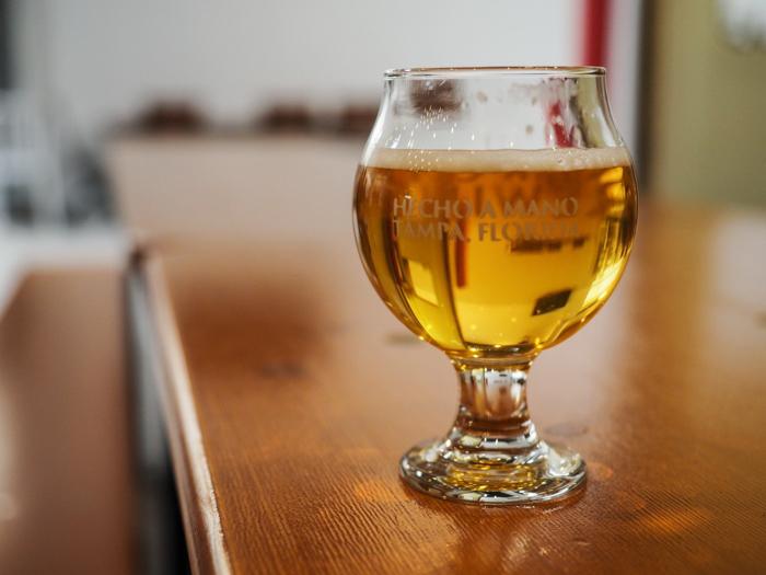 How to Tour Beer // Cigar City Brewery | Tampa, Florida | tasting room | Brewhouse #1| Jai Alai IPA