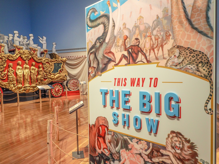 How creepy is the Ringling Brothers Circus Museum   Sarasota, Florida   Barnum and Bailey Circus   Greatest Show on Earth   The Greatest Showman   Circus history   Clowns   What to do in Sarasota   Welcome to the Big Show