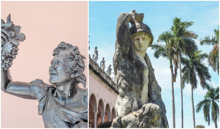 The Ringling // Getting My Italy Fix in Florida | Ringling | Ringling art museum and sculpture garden | Sarasota, Florida