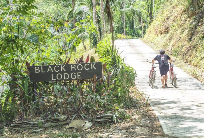 Black Rock Lodge   Belize   Mountain biking at Black Rock Lodge in San Ignacio, Belize