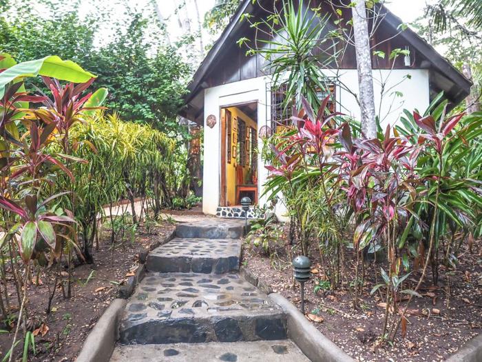 black rock lodge | belize | The adorable office at Black Rock Lodge in San Ignacio, Belize