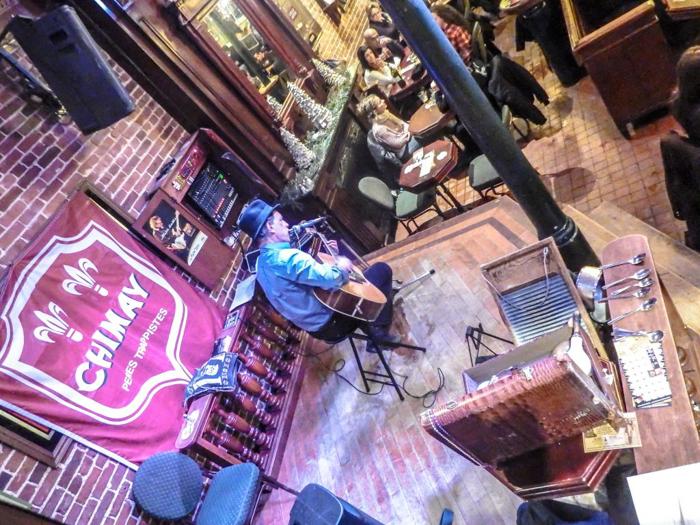 Pub St. Alexandre | Aux Anciens Canadiens | The Best Spots to Eat + Drink in Québec City | Canada