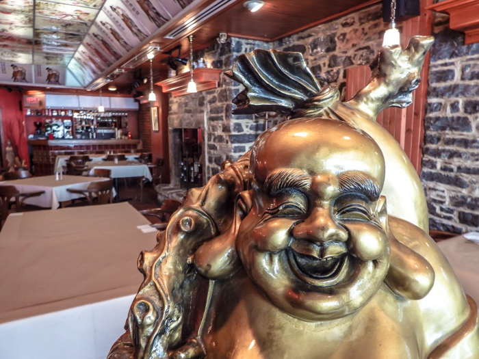 The Best Spots to Eat + Drink in Québec City | Buddha at Wong Restaurant