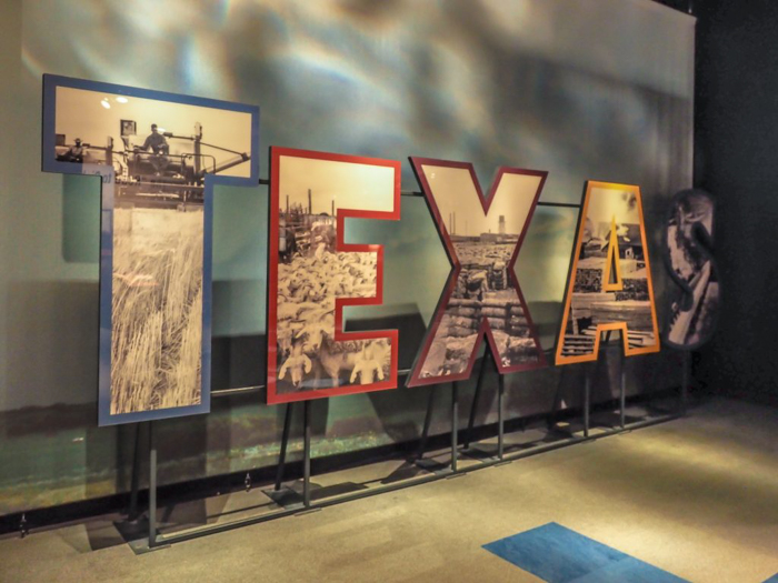 3 cities in 3 days in Texas | Dallas, Austin, San Antonio | What to do in Texas | Where to go in Texas | What to see in Texas | Dallas CityPASS | Austin, Bullock Museum, entrance