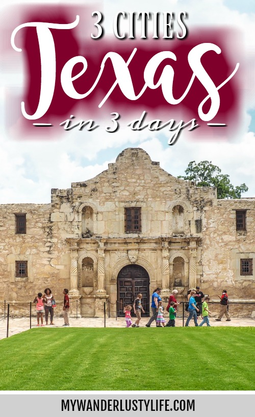 Time-Budget Texas Travel // 3 Cities in 3 Days - Dallas, San Antonio, Austin | Things to do in texas, what to do in texas