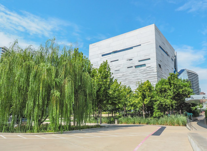 Visiting the Perot Museum of Nature and Science in Dallas, Texas as part of the Dallas CityPASS