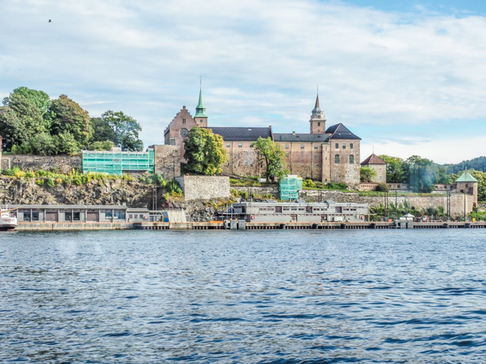 24 hours in Oslo, Norway -- Akershus Fortress / Castle
