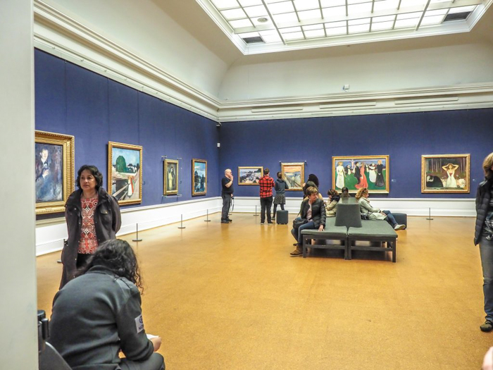 24 hours in Oslo, Norway - -National Gallery Museum of Art