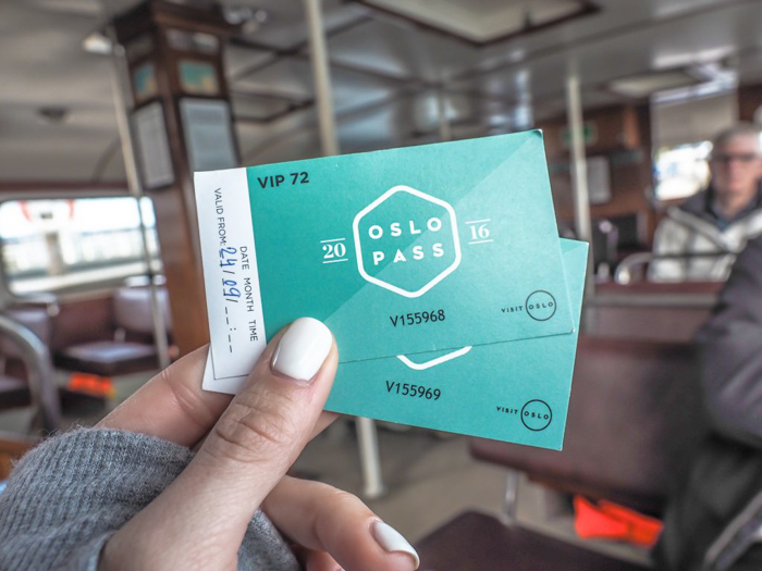 Oslo | Using the Oslo Pass in Oslo, Norway to get the most out of 24 hours in the city.