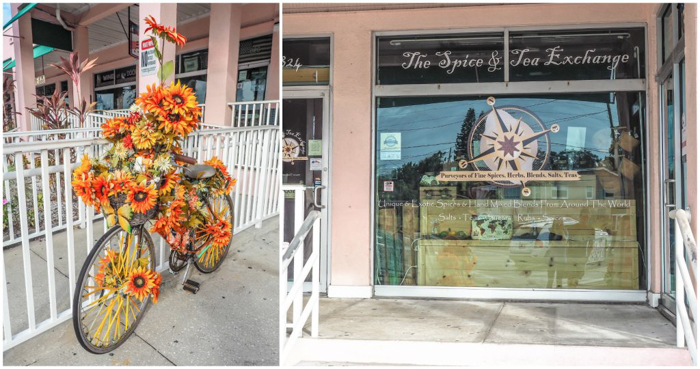 Greeking out at the Tarpon Springs Sponge Docks | What to do in the Tampa Bay area | Greek community | Greek food | Sponge capital of the world | bikes and shops