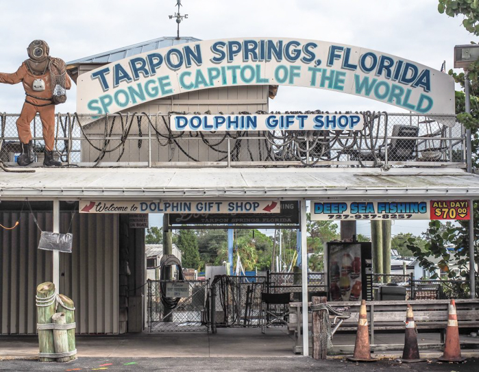 Greeking out at the Tarpon Springs Sponge Docks | What to do in the Tampa Bay area | Greek community | Greek food | Sponge capital of the world
