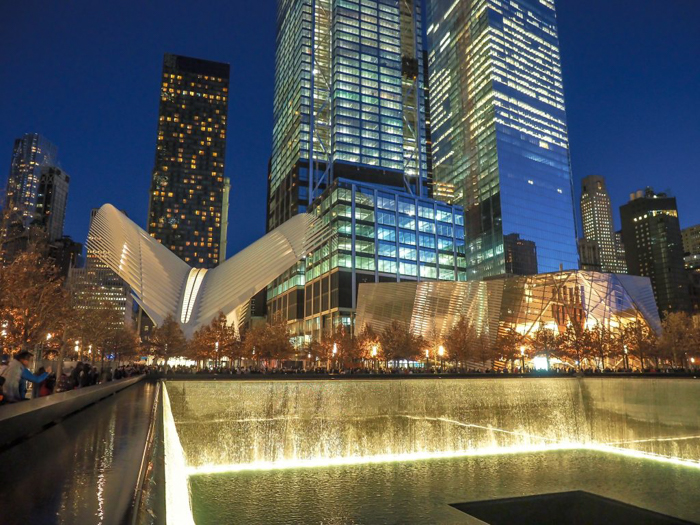 Is One World Trade Center's One World Observatory the best observation deck in New York City? (9/11 Memorial and Museum and Oculus)