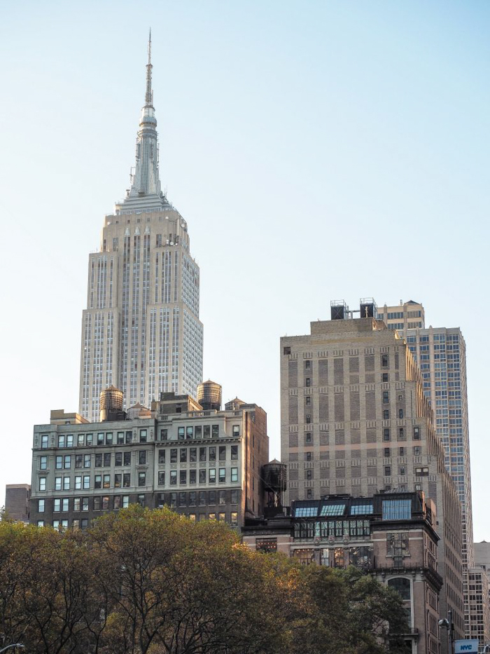 Is the observatory at the Empire State Building the best observation deck in New York City?