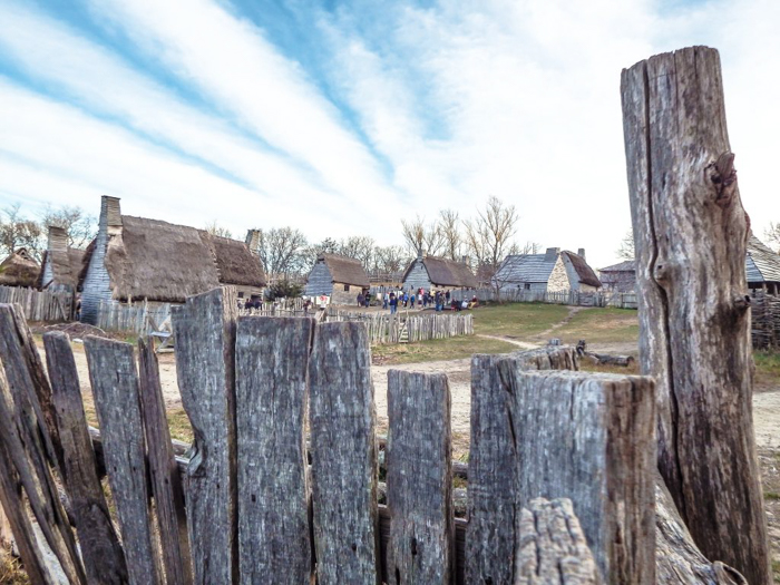 Plymouth Plantation Thanksgiving Dinner in Plymouth, Massachusetts