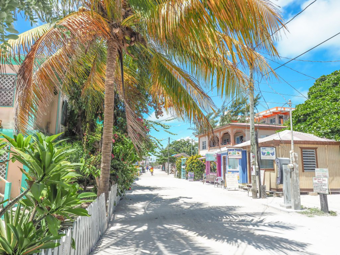 3 days in caye caulker belize