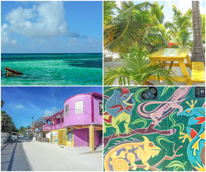 3 days in colorful Caye Caulker, Belize