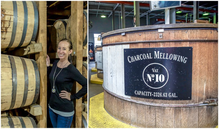 Jack Daniel's Distillery tour in Lynchburg, Tennessee | Tennessee Whiskey | perfect day trip from Nashville | Southern lunch at Miss Mary Bobo's Boarding House | Jack Daniel's Honey | Jack Daniel's Fire | Gentlemen Jack | Jack Daniel's Single Barrel Select | Old no. 7 | charcoal mellowing