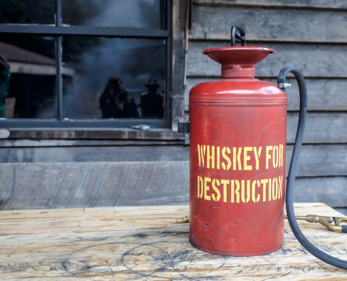 Jack Daniel's Distillery tour in Lynchburg, Tennessee | Tennessee Whiskey | perfect day trip from Nashville | Southern lunch at Miss Mary Bobo's Boarding House | Jack Daniel's Honey | Jack Daniel's Fire | Gentlemen Jack | Jack Daniel's Single Barrel Select | Old no. 7 | whiskey for destruction