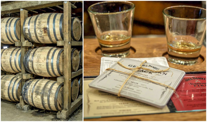 Jack Daniel's Distillery tour in Lynchburg, Tennessee | Tennessee Whiskey | perfect day trip from Nashville | Southern lunch at Miss Mary Bobo's Boarding House | Jack Daniel's Honey | Jack Daniel's Fire | Gentlemen Jack | Jack Daniel's Single Barrel Select | Old no. 7 | whiskey tasting