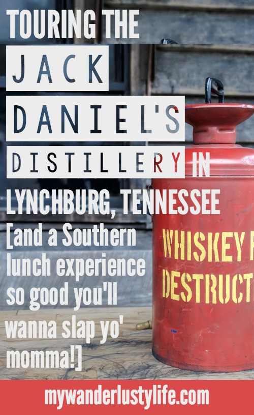 Jack Daniel's Distillery tour in Lynchburg, Tennessee | Tennessee Whiskey | perfect day trip from Nashville | Southern lunch at Miss Mary Bobo's Boarding House | Jack Daniel's Honey | Jack Daniel's Fire | Gentlemen Jack | Jack Daniel's Single Barrel Select | Old no. 7