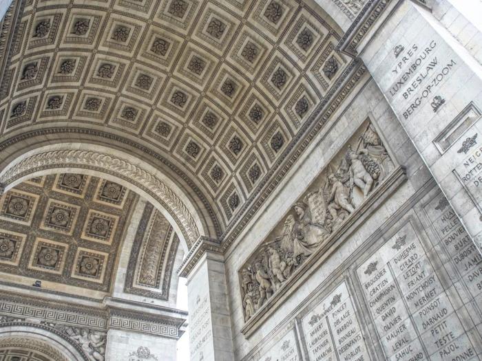 3 days in Paris, France | Paris Museum Pass | Paris Passlib' | Paris Visite | Arc de Triomphe |