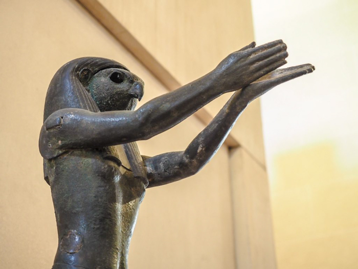 3 days in Paris, France | Paris Museum Pass | Paris Passlib' | Paris Visite | Louvre | Egyptian sculpture
