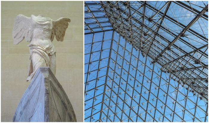 3 days in Paris, France | Paris Museum Pass | Paris Passlib' | Paris Visite | Louvre | Winged Victory | Glass Pyramid